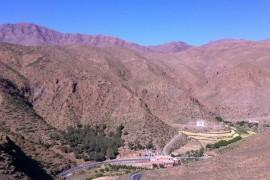 marokko atlasvuoret