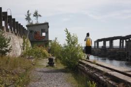 urbaani löytöretkeily Virossa