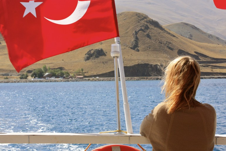 Purjehdus Turkissa Sail for good