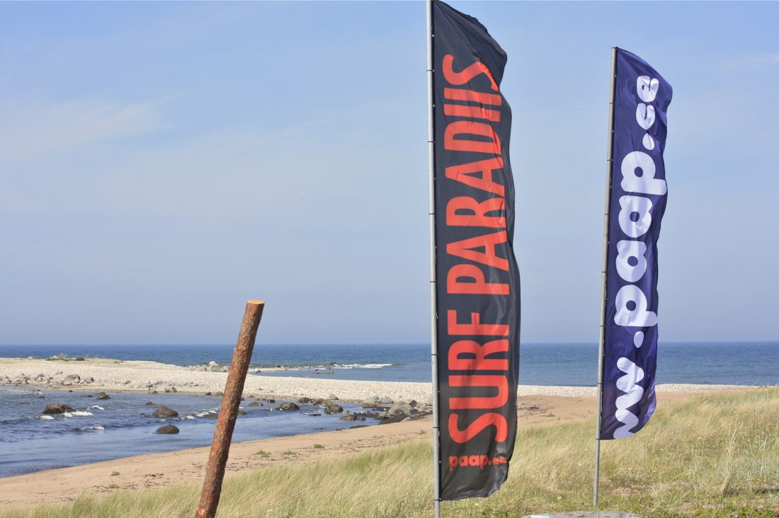 Surf Paradiis Viro