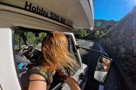 roadtrip matkailuautolla Espanjassa