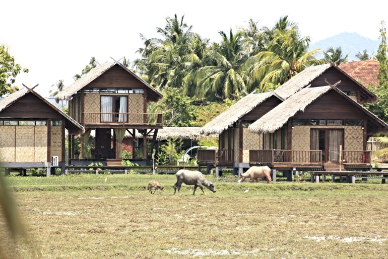 Gemalai village langkawi