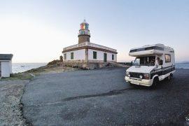 galicia matkailuautolla