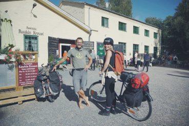 pyöräily Suomessa